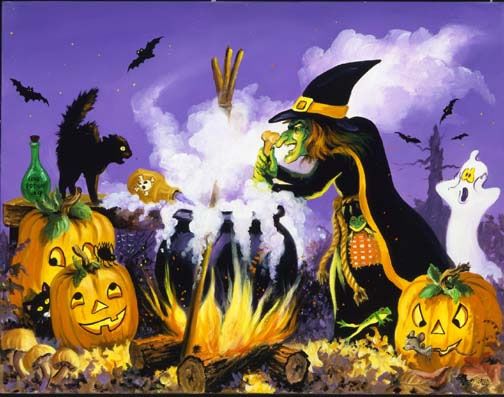 Linda Picken Art Studio / Witches Brew.jpg